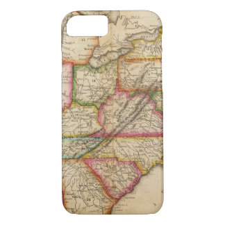 Estados Unidos 11 Funda iPhone 7