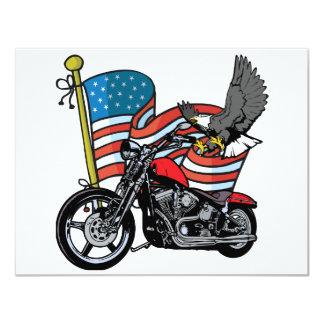 Estados Unidos Eagle Invitación 10,8 X 13,9 Cm