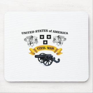 Estados Unidos se fueron volando el caballo cw Alfombrilla De Ratón