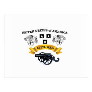 Estados Unidos se fueron volando el caballo cw Postal