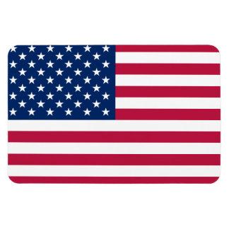 Estados Unidos señalan por medio de una bandera Imán