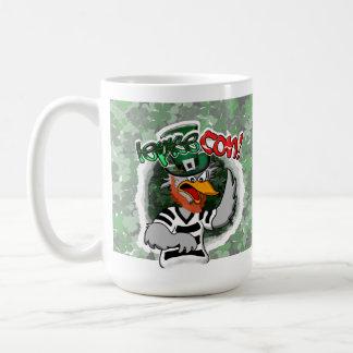 ¡Estafa de Lepre Taza De Café