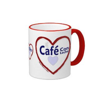 Estafa Leche - taza de Café del amor del campanero