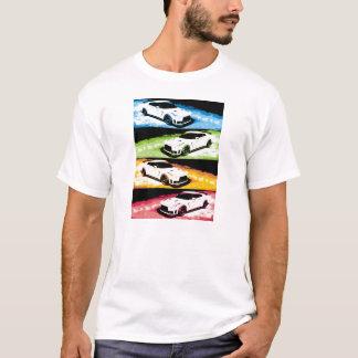 Estallido-arte GTR de Nissan Camiseta