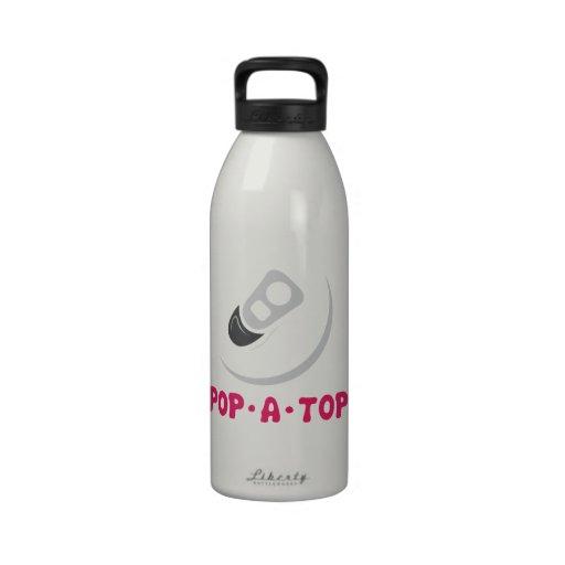 Estallido-UNO-Top Botella De Beber