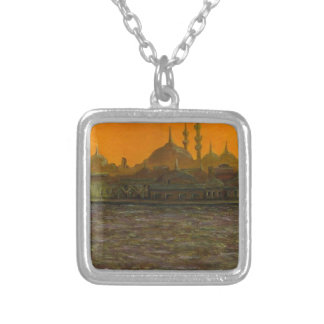 Estambul Türkiye/Turquía Collar Plateado
