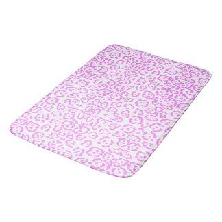 Estampado de animales rosado de neón del guepardo