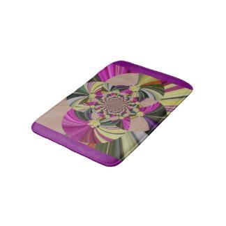 Estampado de flores abstracto colorido