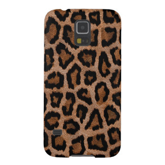 Estampado leopardo carcasa galaxy s5