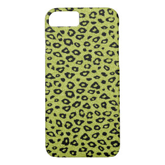 Estampado leopardo funda iPhone 7