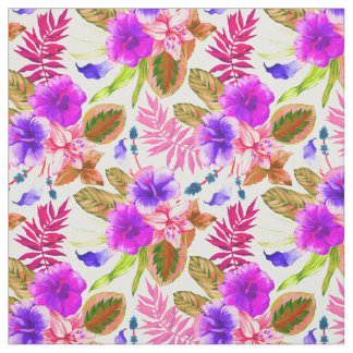 Telas estampados de flores del vintage telas para for Telas vintage