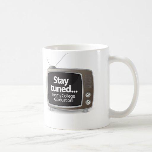 Estancia adaptada para mi graduación de la univers taza de café