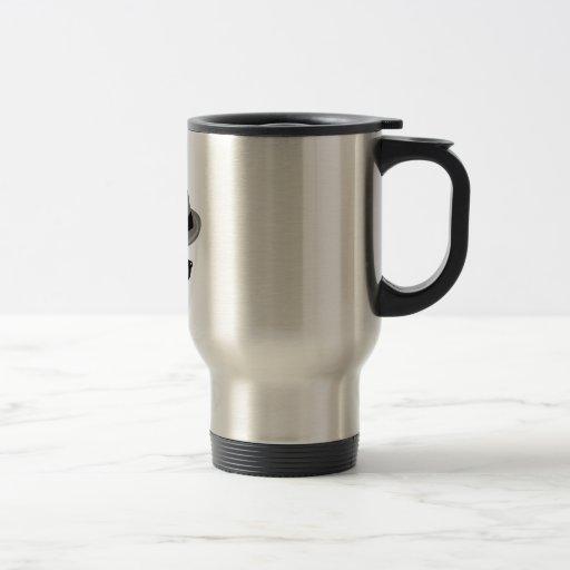 Estancia con clase tazas de café