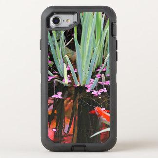 Estanque de peces funda OtterBox defender para iPhone 7