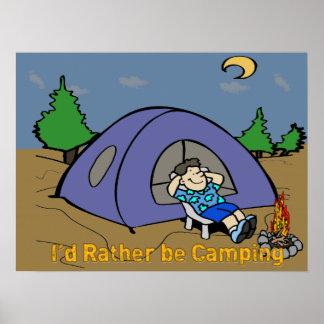 Estaría acampando bastante - la escena 24 del cam