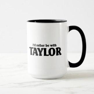 Estaría bastante con Taylor