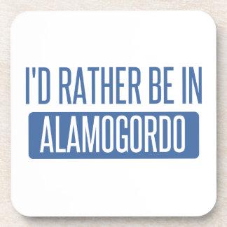 Estaría bastante en Alamogordo Posavasos De Bebida