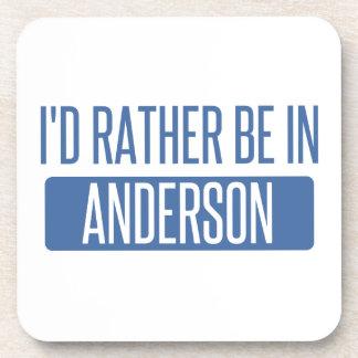 Estaría bastante en Anderson Posavaso