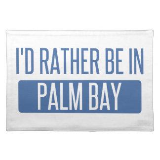 Estaría bastante en bahía de la palma salvamanteles