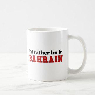 Estaría bastante en Bahrein Taza