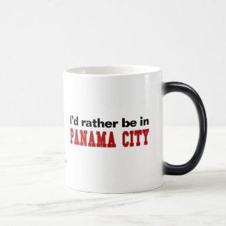 Estaría bastante en ciudad de Panamá Taza Mágica