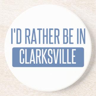 Estaría bastante en Clarksville Posavasos Para Bebidas