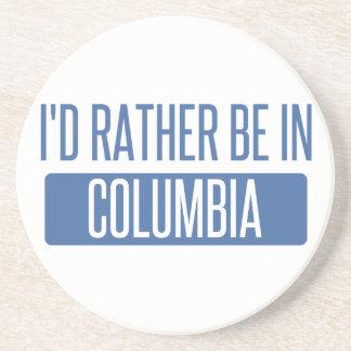 Estaría bastante en Columbia MES Posavasos De Arenisca
