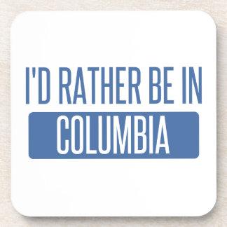 Estaría bastante en Columbia MES Posavasos De Bebidas