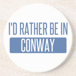 Estaría bastante en Conway Posavaso Para Bebida