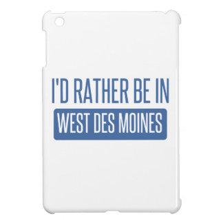 Estaría bastante en Des Moines del oeste