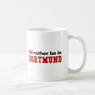 Estaría bastante en Dortmund Tazas De Café
