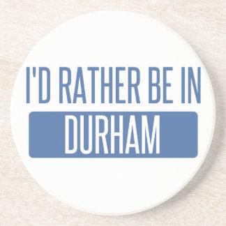 Estaría bastante en Durham Posavasos Para Bebidas