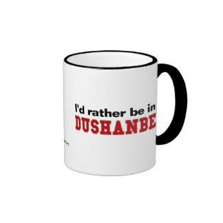 Estaría bastante en Dushanbe Tazas