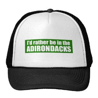 Estaría bastante en el Adirondacks Gorras De Camionero