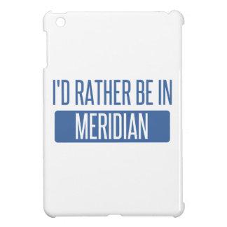 Estaría bastante en el ms del meridiano