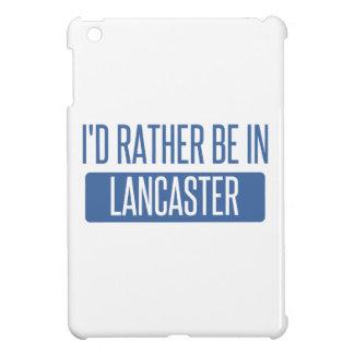 Estaría bastante en el PA de Lancaster