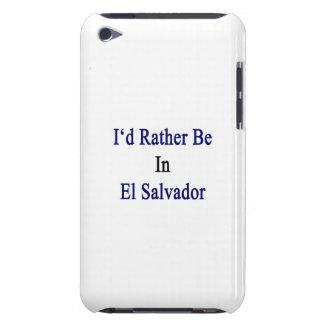 Estaría bastante en El Salvador iPod Touch Carcasas