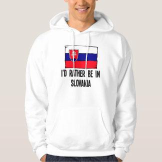 Estaría bastante en Eslovaquia Sudadera