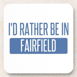 Estaría bastante en Fairfield CA Posavasos De Bebidas