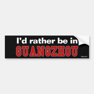 Estaría bastante en Guangzhou Pegatina Para Coche