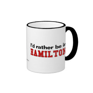 Estaría bastante en Hamilton Tazas