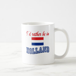 Estaría bastante en Holanda Taza De Café