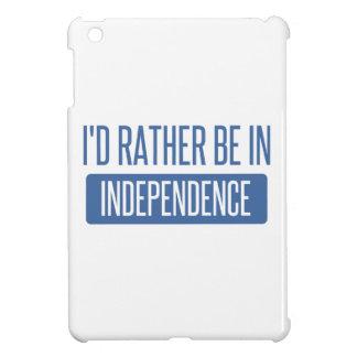 Estaría bastante en independencia