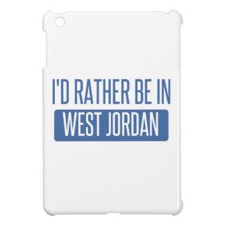 Estaría bastante en Jordania del oeste