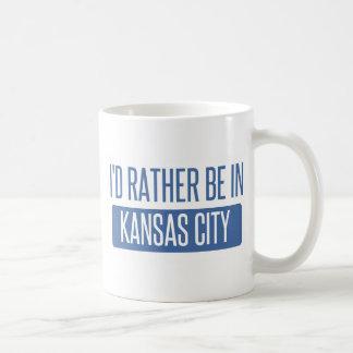 Estaría bastante en Kansas City KS Taza De Café
