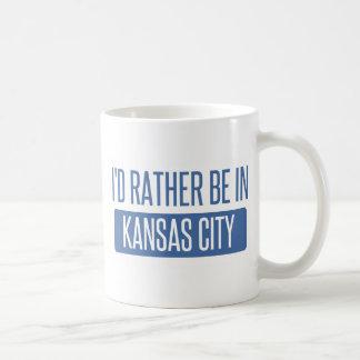 Estaría bastante en Kansas City MES Taza De Café