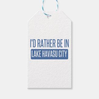 Estaría bastante en la ciudad de Lake Havasu Etiquetas Para Regalos