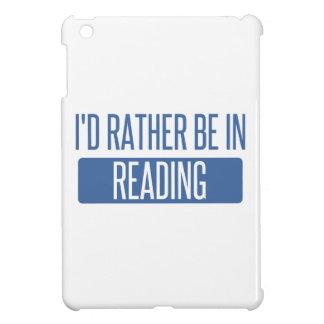 Estaría bastante en la lectura