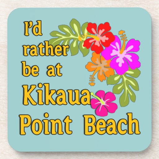 Estaría bastante en la playa del punto de Kikaua,  Posavaso