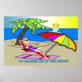 """Estaría bastante en la playa - mujer 36"""" """" el post impresiones"""